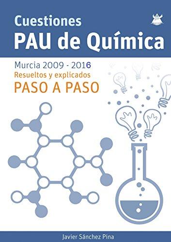 Descargar Libro Cuestiones PAU Quimica: Resueltos y explicados,