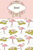 Chanel: Pink Flamingo Journal | Personalized Journal - 6