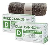 Duke Cannon Mens Bar Soap Multi-pack and...