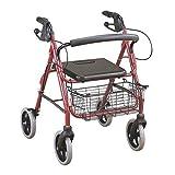 Apex Adult Walker Rollator Aluminium Imported