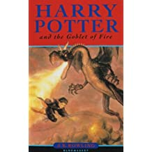 Harry Potter 4 and the Goblet of Fire (Jeunesse)