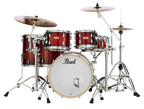 Pearl sts905X P/C315Session Studio Select Series 5Shell Pack (Hardware/Becken nicht im Lieferumfang enthalten), antik Crimson Burst -