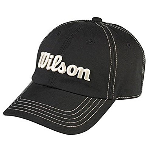 Wilson Golf Cap schwarz (Wilson Visor)