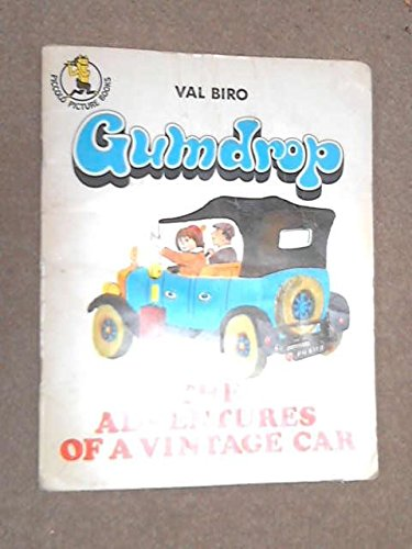 Gumdrop : the adventures of a vintage car