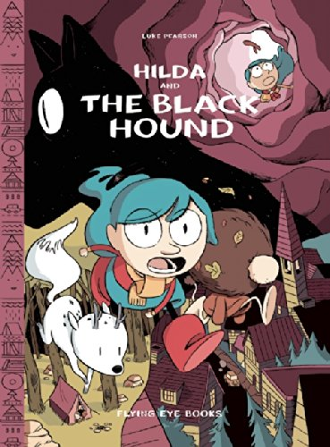 HILDA & BLACK HOUND (Hildafolk 4)