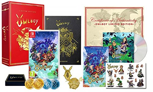 Owlboy - Limited Edition