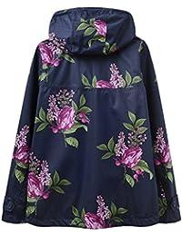 Joules Women's Coast Print Coat