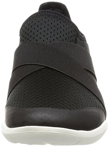 Crocs Swiftwater X-strap, Sabots femme Noir (Black / White)