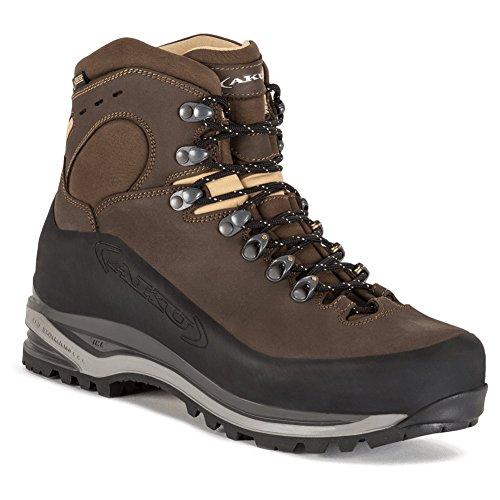 Aku Superalp Gtx Homens Caminhadas Nbk Marrom Sapatos Novos RSrRZF4
