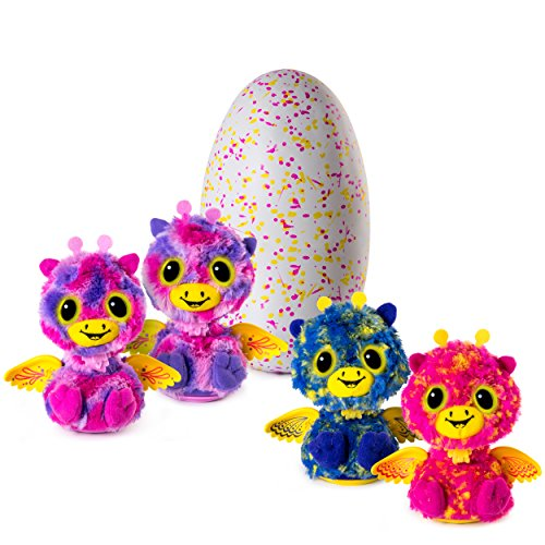 Hatchimals - Hatchimals 6037097. Huevo Sorpresa Giraven. Modelo aleatorio