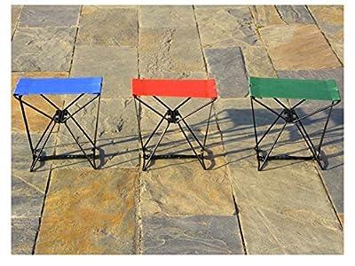 Yhcean Fischenstuhl Portable Klapp Angeln Hocker Camping Hocker für Outdoor und Angeln (grün) Outdoor-Reisesitz von Yhcean - Gartenmöbel von Du und Dein Garten