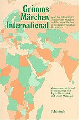 Grimms Märchen International, in 2 Bdn., Bd.1, Texte