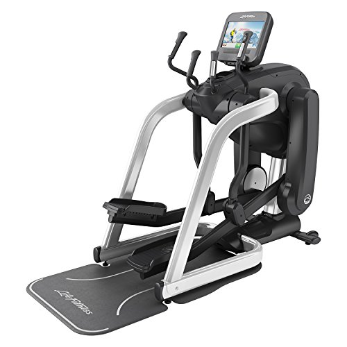 Life Fitness Platinum Club Series FlexStrider Variable-Stride Trainer with Discover SE Console