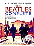 All Together Now: The Beatles Complete (Sheet Music/DVD). Für Melodielinie, Text & Akkorde(mit Griffbildern)