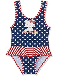 Sanrio Baby Girl's Swimsuit, Red (Combo ), 6 months (Manufacturer size: 67 cm)