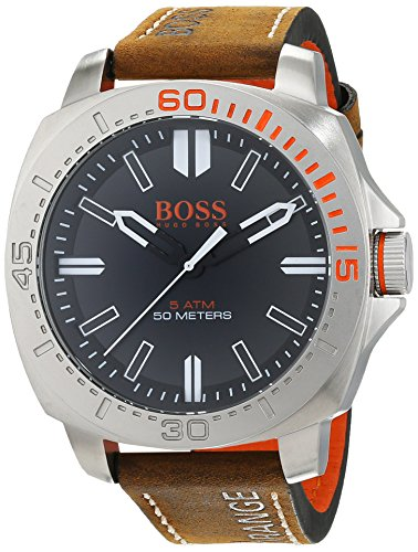 hugo-boss-orange-1513294-herren-armbanduhr-quarz-analoges-klassisches-zifferblatt-lederarmband