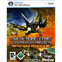 Supreme Commander: Forged Alliance (DVD-ROM) [Software Pyramide]