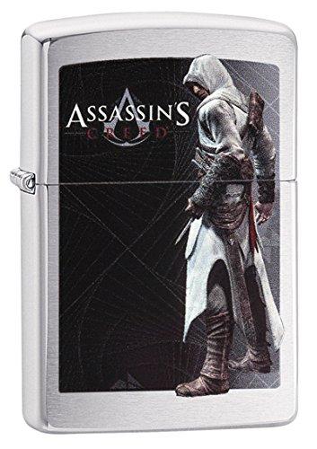 Assassin's Creed – Zippo mit Druck