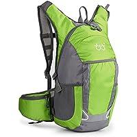 f5b8555c8c6 TXJ Impermeable Mochila de Senderismo MúLtiples Funciones Mochila de Viaje  Escalada Marcha Camping Ciclismo Deporte Al