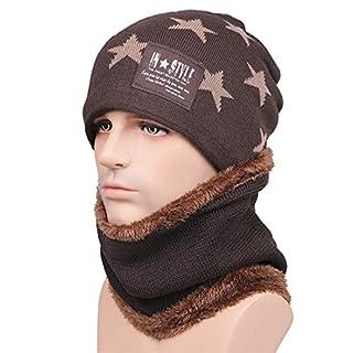 CHH Hat GCH Winter bib men's wool cap keep warm, B