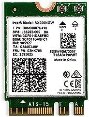 محول واي فاي لويندوز 10 64 بت كروم او اس ولينكس لجهاز اللاب توب او جهاز المكتب 802.11ax 2.4 جيجاهرتز، 574 ميجا