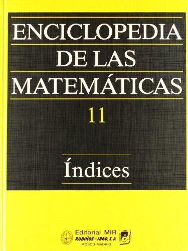 Enciclopedia De Las Matematicas 11 (Fondos Distribuidos) por I. M. Vinogradov