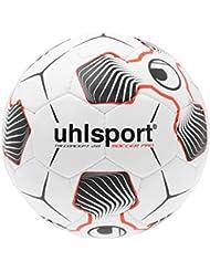 uhlsport Tri Concept 2.0Soccer Pro, tamaño: 4; Color: Blanco/Negro