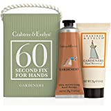 Crabtree & Evelyn Gardeners Minin 60 Second Fix Kit for Hands