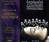 Cilea : Adriana Lecouvreur. Olivero, Corelli, Simoniato, Rossi.