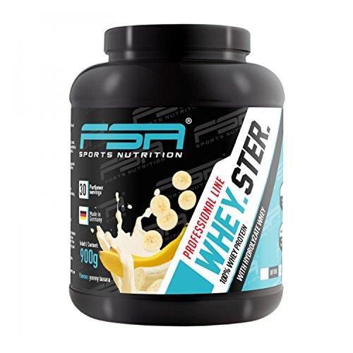 FSA Whey Protein Eiweißpulver