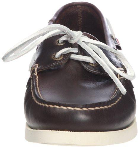 Aigle America 2, Chaussures basses homme Marron/blanc
