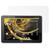 atFolix Schutzfolie für Acer Iconia A701 Displayschutzfolie - 2 x FX-Antireflex blendfreie Folie