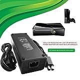 Footprintse; AC 100-240V Adapter Netzteil Ladegerät Kabel für X-Box 360 Slim EU Stecker
