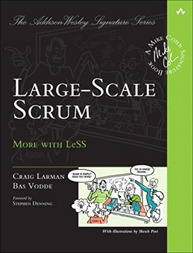 Large-Scale Scrum: More with LeSS (Addison-wesley Signature) por Craig Larman
