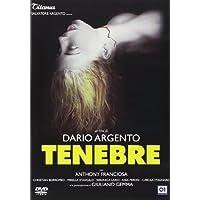 tenebre dvd Italian Import by giuliano gemma