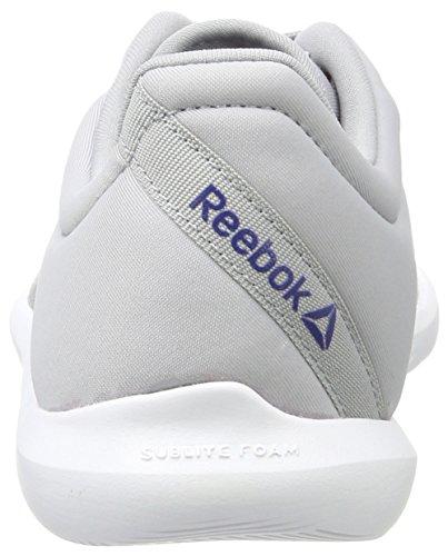 Gris White Sahdow Basics Reebok de Fitness Cool Studio Cobalt Femme Deep Chaussures zSqpOYw