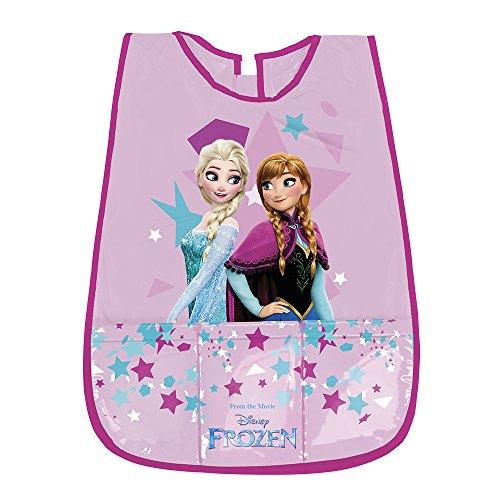 PERLETTI Delantal Disney Frozen Niña - Bata Escolar