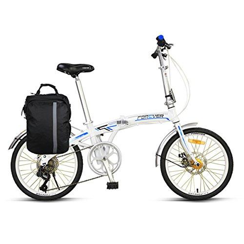 xhorizon Fahrradfahren Ruecksitztasche Gepaecktasche Mehrzweckreiseschultertasche Zugaufbewahrungsgepaeck mit reflexitivem Band Schwarz