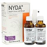 Nyda gegen Läuse und Nissen Pumplösung 2X50 ml