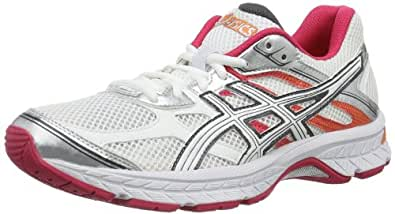 asics gel oberon 8 t472n damen laufschuhe wei white 0100 eu 39 5 schuhe. Black Bedroom Furniture Sets. Home Design Ideas