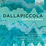 Dallapiccola: Complete Songs