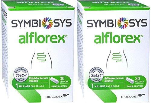 Symbiosys Alflorex Lot de 2