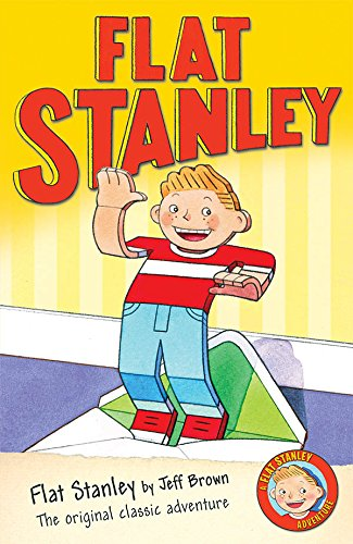 Flat Stanley by [Brown, Jeff]