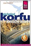 Korfu und Ionische Inseln: mit 23 Wanderungen - Margret van Blokland