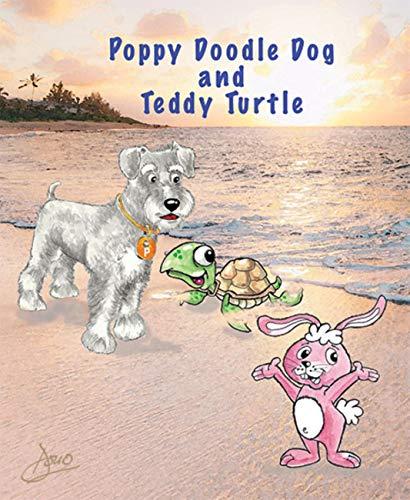 Poppy Doodle Dog & Teddy Turtle (English Edition) -