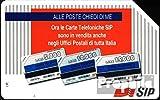 Prophila Collection Italia 1021 5000 Lire tutto Poste Chiedi (Schede telefoniche per i collezionisti)