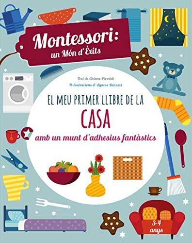EL MEU PRIMER LLIBRE DE CASA (VVKIDS) (Vvkids Montesori)