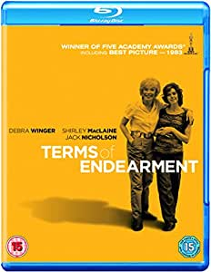 Terms of Endearment [Blu-ray] [1983] [Region Free]