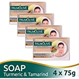 Palmolive Skin Therapy Turmeric Soap - 75 G (Pack Of 4)