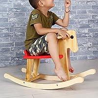CAI Decoración Creativa para el hogar Juguete for sillas de niños del bebé del Caballo de Troya del Caballo Mecedora Mecedora, Tamaño: 67x25x54cm, la decoración del hogar Creativo